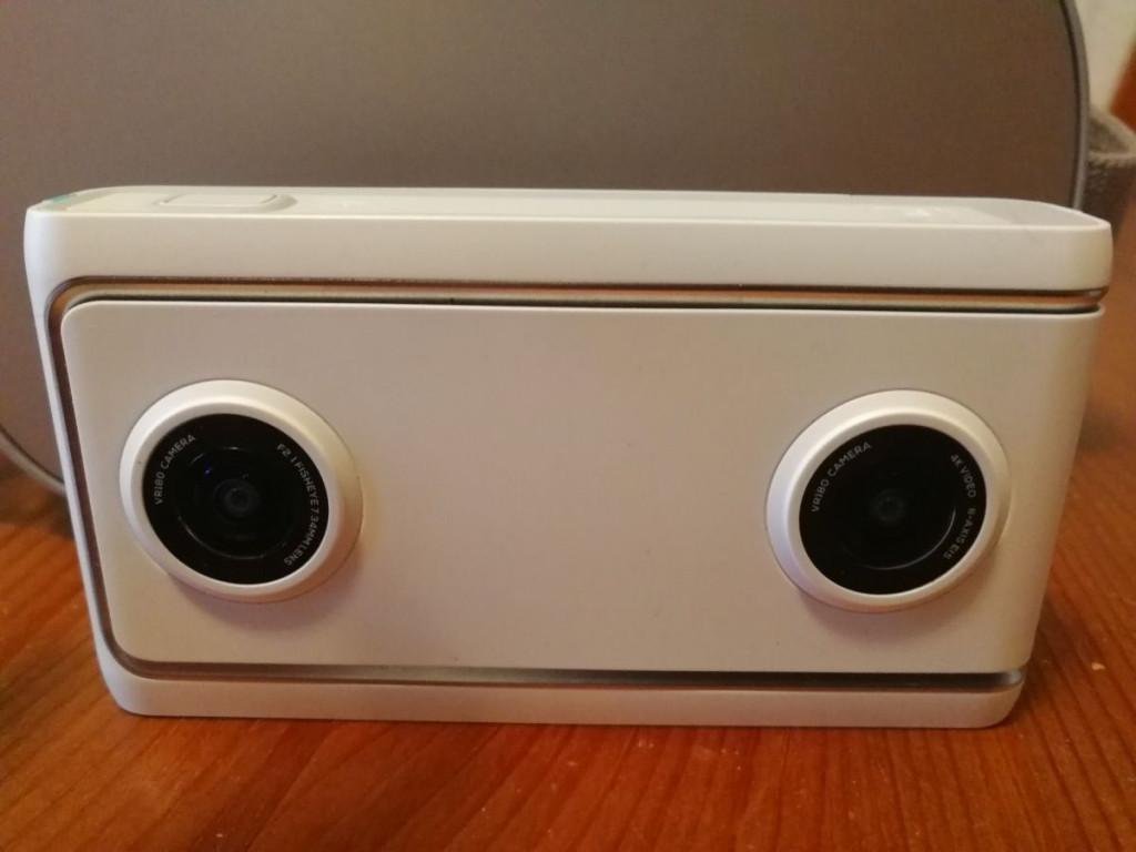 Lenovo Mirage Kamera