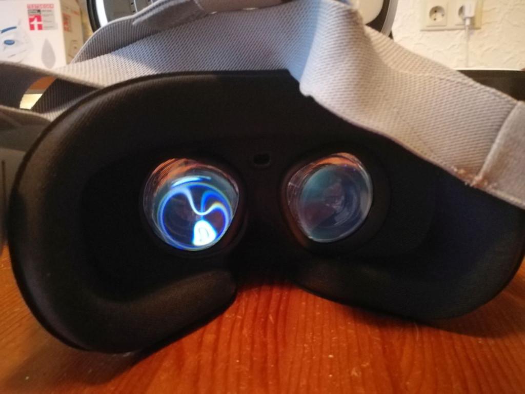 Universal Vr-brille 3d Virtual Reality Für Smartphone Handy Head Set Sonstige Bescheiden Controller