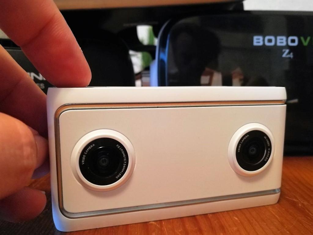 Lenovo Mirage Kamera Front