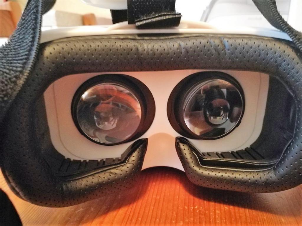 Universal Vr-brille 3d Virtual Reality Für Smartphone Handy Head Set Bescheiden Controller Handy-zubehör