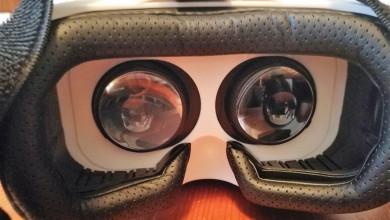 Linsen VR-Brille Z4