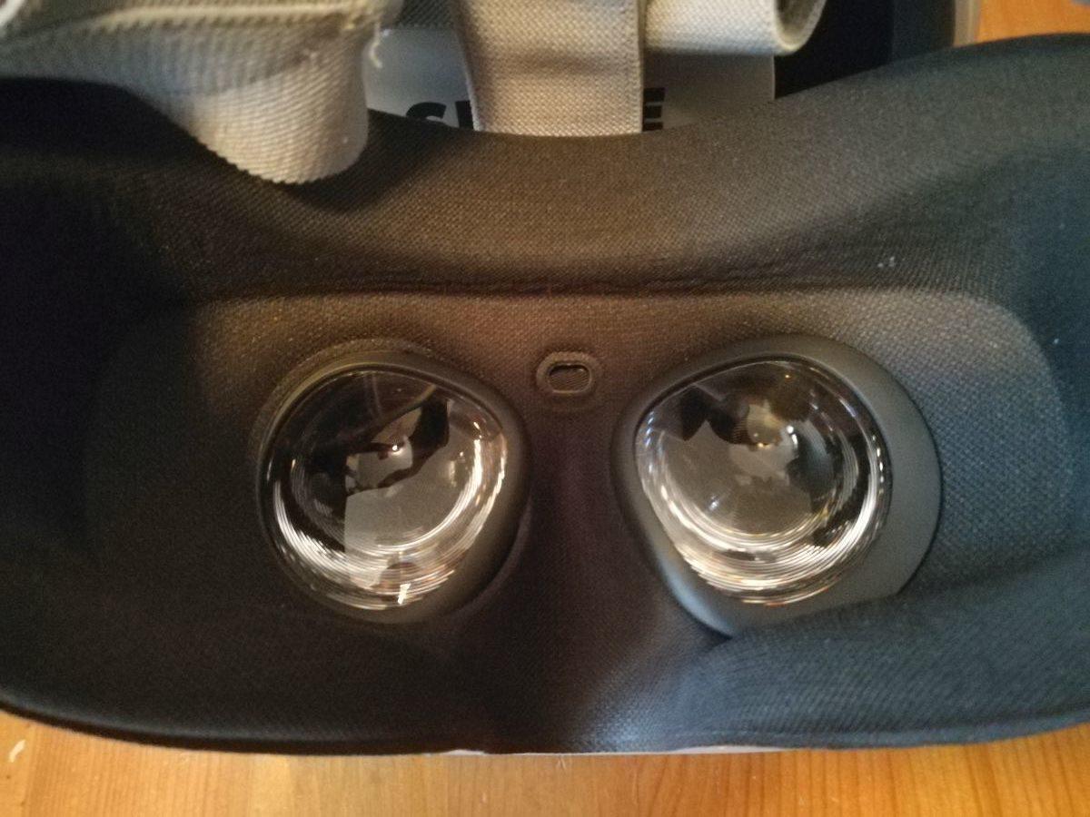 Oculus Go Fresnel-Linsen