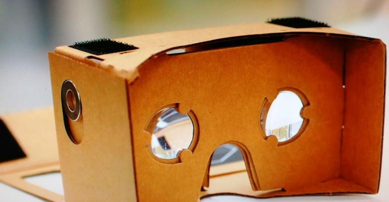 Google Cardboard rückseite