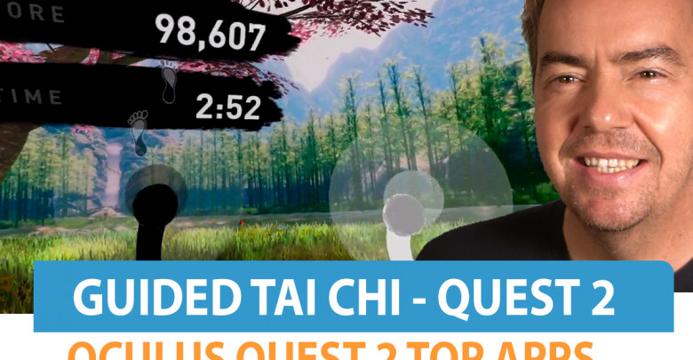 Guided Tai Chi Oculus Quest 2
